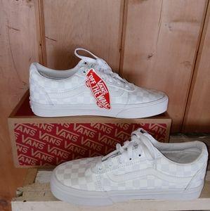 NWT Women's Vans Sneakers